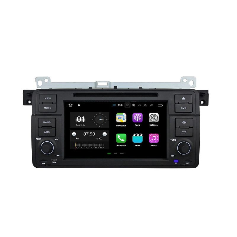 RNavigator S800 RN8BME46  BMW Series 3 E46   1998-2007   Android 7.1.2 Caraudiosolutions