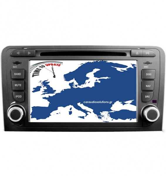 Dynavin N6-A3 Audi A3 S3  Windows Embedded CE06 Caraudiosolutions