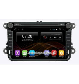 AQ Navi  AQ7370   VW Touran 2003-2016     Android 7.1.1 Caraudiosolutions