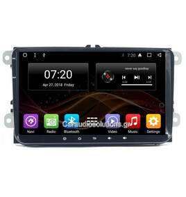 AQ Navi  AQ7370D   VW Touran 2003-2016     Android 7.1.1 Caraudiosolutions