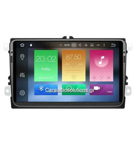 AQ Navi   AQ91370D  VW Caddy 2003-2016  Android 8  Caraudiosolutions