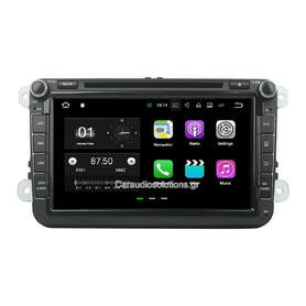 AQ Navi  AQ8370   VW Caddy 2003-2016   Android 7.1.2Caraudiosolutions