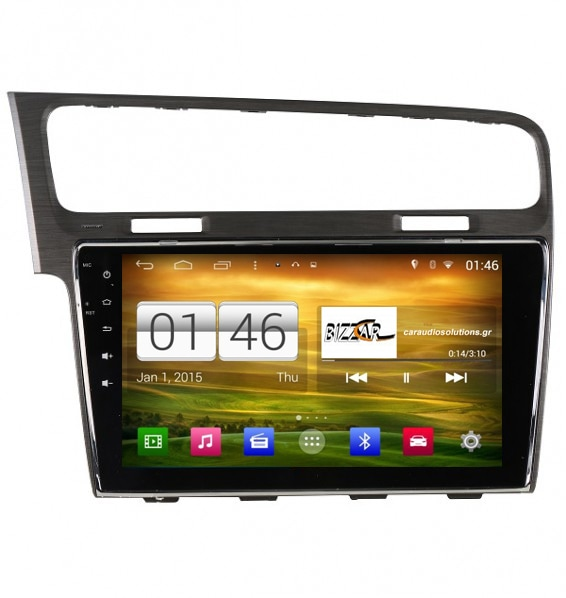 M491 S160 VW Group VolksWagen Golf   Winca Roadnav RN RNavigator RN platinum Android 4.4.4 Caraudiosolutions