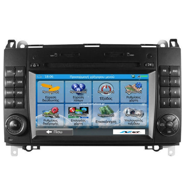 Dynavin N6-VWTG VolksWagen VW Crafter  Windows Embedded CE06 Caraudiosolutions
