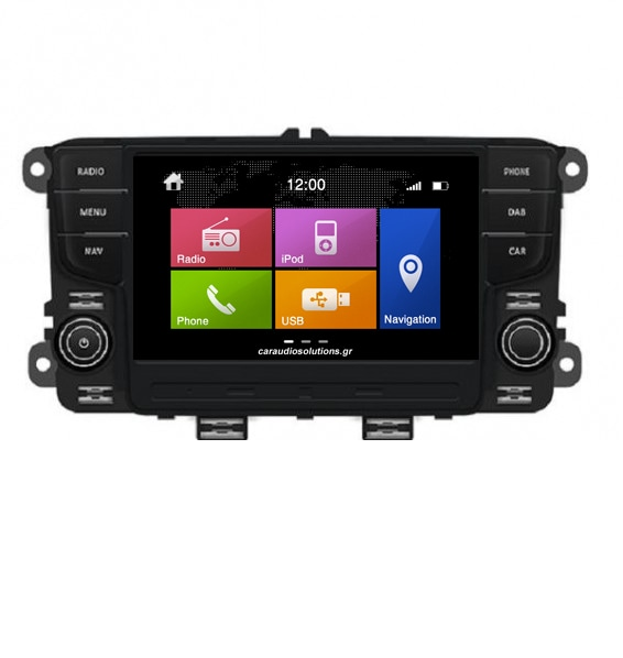 Dynavin N6-PL6C VW Group VolksWagen Polo  Windows Embedded CE06 Caraudiosolutions