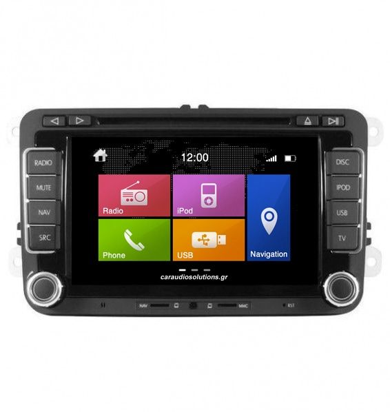 Dynavin N6-VW VW Group Seat Leon  Windows Embedded CE06 Caraudiosolutions