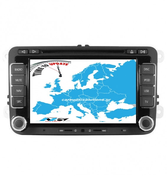 Dynavin N6-VW VW Group Seat Alhambra Windows Embedded CE06 Caraudiosolutions
