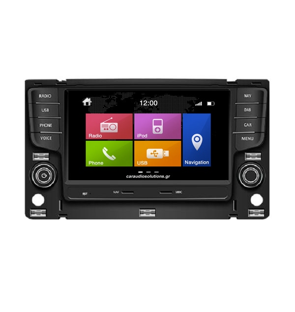 Dynavin N6-N6-VWG7  VW Group VolksWagen Golf  Windows Embedded CE06 Caraudiosolutions