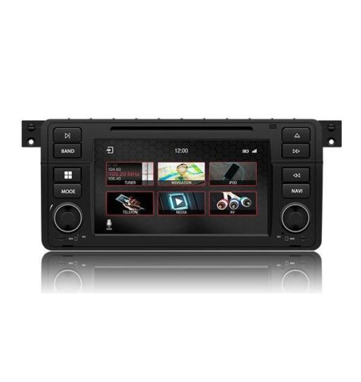 Dynavin N7-E46 BMW Series 3 E46 1998-2007   Windows Embedded CE06 Caraudiosolutions  Dynavin Hellas Dynavin Center