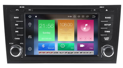 RNavigator S930  RN93102   Audi Α6  1997-2004  Android 9.0.0  Caraudiosolutions