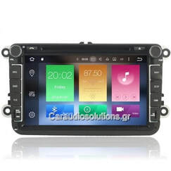 RNavigator S930 RN93370  VW Golf V 5  2003-2008  Android 9 Caraudiosolutions