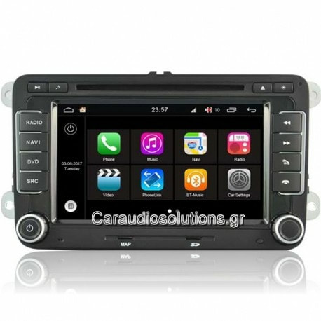 RNavigator S190 RN-Q305   VW Caddy 2003-2016   Android 7,1 Caraudiosolutions