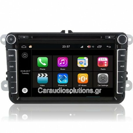 RNavigator S200  RN-W370 VW Caddy 2003-2016   Android 8 Caraudiosolutions