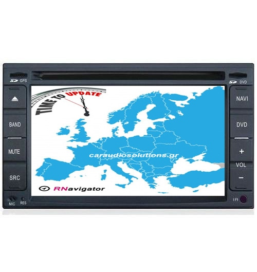 C001 S100 Nissan Note  Winca Roadnav RN RNavigator RN platinum Bizzar Windows Embedded CE06 Caraudiosolutions