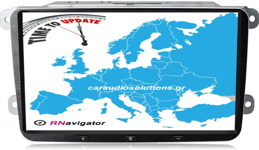CarPad CP-VW09 S130 VW Group Seat Alhambra  Bizzar RN RNavigator RN platinum Android 4.4.2 Caraudiosolutions