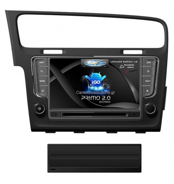 M257 S160 VW Group VolksWagen Golf   Winca Roadnav RN RNavigator RN platinum Android 4.4.4 Caraudiosolutions