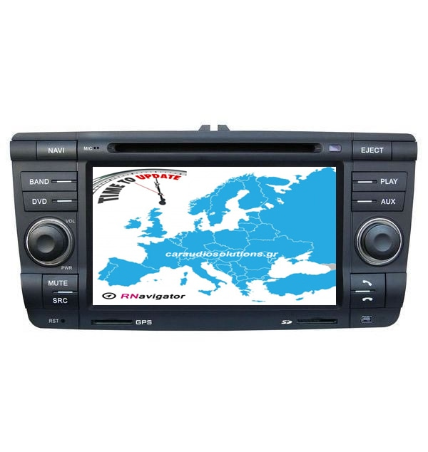 F005 S90 VW Group Skoda Octavia  Winca Roadnav RN RNavigator RN platinum Windows Embedded CE06 Caraudiosolutions