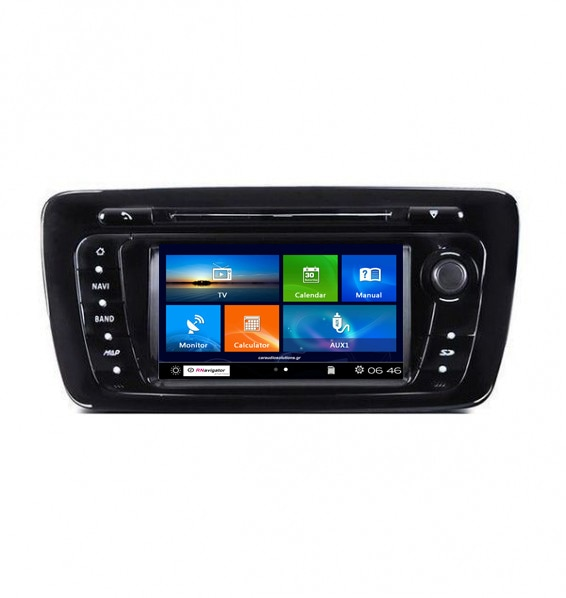 F246  S90 Seat Ibiza  Winca Roadnav RN RNavigator RN platinum Bizzar Windows Embedded CE06 Caraudiosolutions